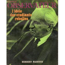 Le Nouvel Observateur n° 182 - 8 mai 1968 - L'idole des étudiants rebelles