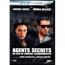 Agents Secrets (Vincent Cassel) - DVD Zone 2