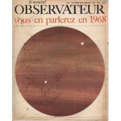 Le Nouvel Observateur n° 162 - 27 décembre 1967 - Vous en parlerez en 1968
