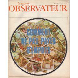 Le Nouvel Observateur n° 96 - 14 septembre 1966 - Comment ne pas payer d'impôts