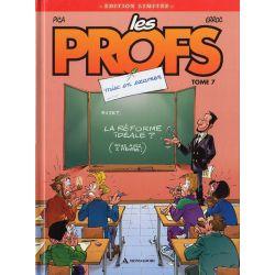 Les Profs T7 - Mise en examen - (Pica et Erroc) Bande Dessinée