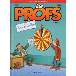 Les Profs T2 - Loto et colles - (Pica et Erroc) Bande Dessinée