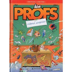 Les Profs T1 - Interro surprise - (Pica et Erroc) Bande Dessinée