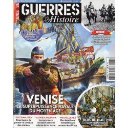 Guerres & Histoire n° 48 - Venise, la superpuissance navale du moyen-âge