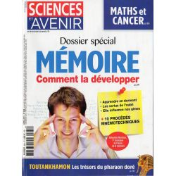 Sciences et Avenir n° 866 - Dossier spécial Mémoire : comment la développer