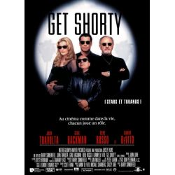 Affiche Get Shorty (de Barry Sonnenfeld)