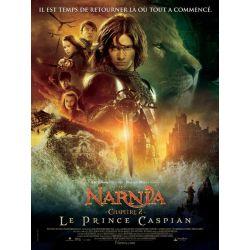 Affiche Le Monde de Narnia - Chapitre 2 : le Prince Caspian (de Andrew Adamson)