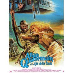 Affiche Allan Quatermain Et La Cité de l'Or perdu (de Gary Nelson)