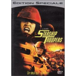 Starship Troopers (de Paul Verhoeven) - DVD Zone 2
