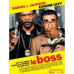 Affiche Le Boss (de Les Mayfield)