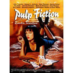 Affiche Pulp Fiction (de Quentin Tarantino)