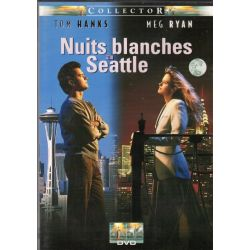 Nuits blanches à Seattle (de Nora Ephron) - DVD Zone 2