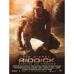 Affiche Riddick (de David Twohy)