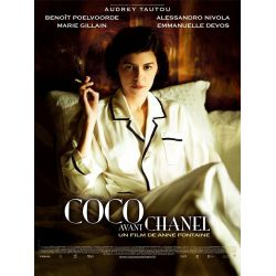 Affiche Coco avant Chanel (de Anne Fontaine)