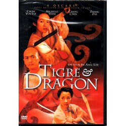 Tigre & Dragon - DVD Zone 2