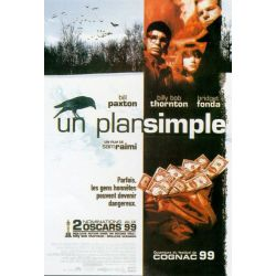 Affiche Un Plan Simple (de Sam Raimi)