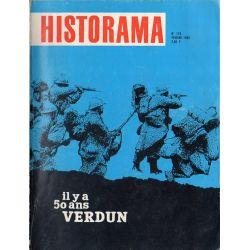 Historama n° 173 - Il y a 50 ans, Verdun