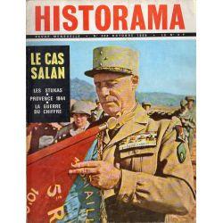 Historama n° 204 - Le cas Salan