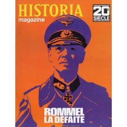 Historia Magazine 20e siècle n° 166 - Rommel, la Défaite