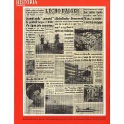 Historia Magazine n° 222 - La Guerre d'Algérie - Le mystère du Bazooka