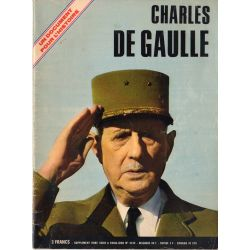 Paris-Jour n° 3474 (supplément hors-série) : Charles De Gaulle, un document pour l'histoire