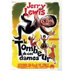 Affiche Le Tombeur de ces Dames (de Jerry Lewis)