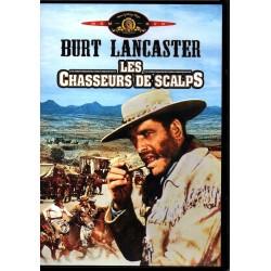 Les Chasseurs de Scalps (Burt Lancaster) - DVD Zone 2