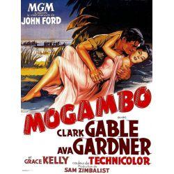 Affiche Mogambo (de John Ford)