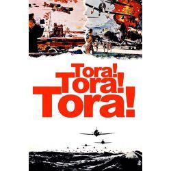 Affiche Tora! Tora! Tora! (de Richard Fleischer)