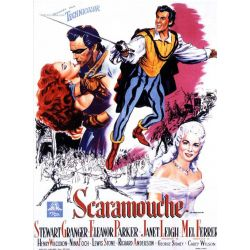Affiche Scaramouche  (de George Sidney)