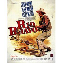 Affiche Rio Bravo (de Howard Hawks)