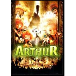 Arthur et les Minimoys (de Luc Besson) - DVD Zone 2