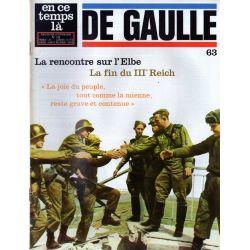 En ce temps là De Gaulle n° 63 - La rencontre sur l'Elbe, La fin du IIIe Reich