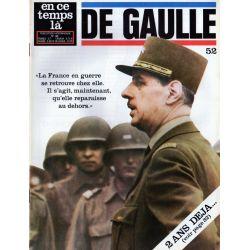 En ce temps là De Gaulle n° 52 - La Libération