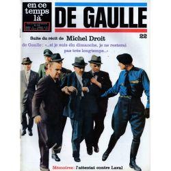 """En ce temps là De Gaulle n° 22 - De Gaulle : """"...si je suis élu dimanche, je ne resterai pas très longtemps..."""""""