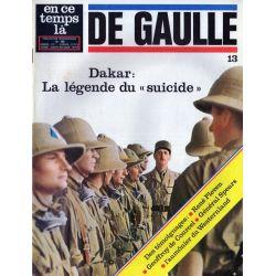 """En ce temps là De Gaulle n° 13 - Dakar : la légende du """"suicide"""""""