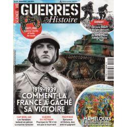 Guerres & Histoire n° 49 - 1919-1939, comment la France a gâché sa victoire