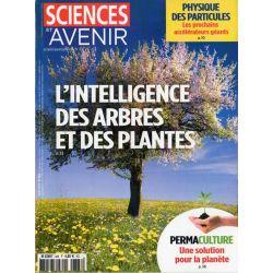 Sciences et Avenir n° 868 - L'intelligence des arbres et des plantes