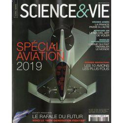 Science & Vie Hors série n° 48 H - Spécial Aviation 2019