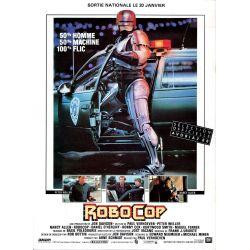 Affiche Robocop (de Paul Verhoeven)