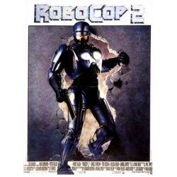 Affiche Robocop 2 (de Irvin Kershner)