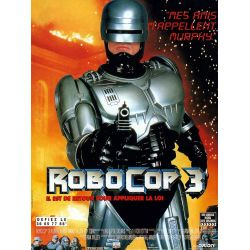 Affiche Robocop 3 (de Fred Dekker)
