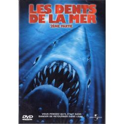 Les Dents de la Mer 2 (de Jeannot Szwarc) - DVD Zone 2