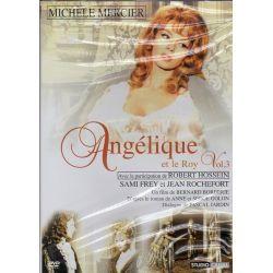 Angélique et le Roy (avec Michèle Mercier & Robert Hossein) - DVD Zone 2