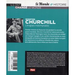 CHURCHILL - L'Anglais indomptable (Le Monde // Histoire)