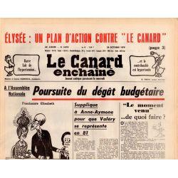 Canard Enchaîné (le) - n° 3078 - 24 octobre 1979
