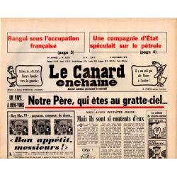 Canard Enchaîné (le) - n° 3075 - 3 octobre 1979