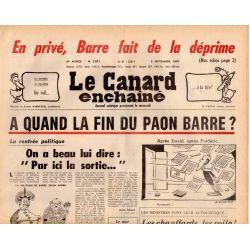 Canard Enchaîné (le) - n° 3071 - 5 septembre 1979