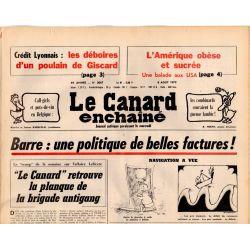 Canard Enchaîné (le) - n° 3067 - 8 août 1979