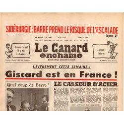Canard Enchaîné (le) - n° 3046 - 14 mars 1979